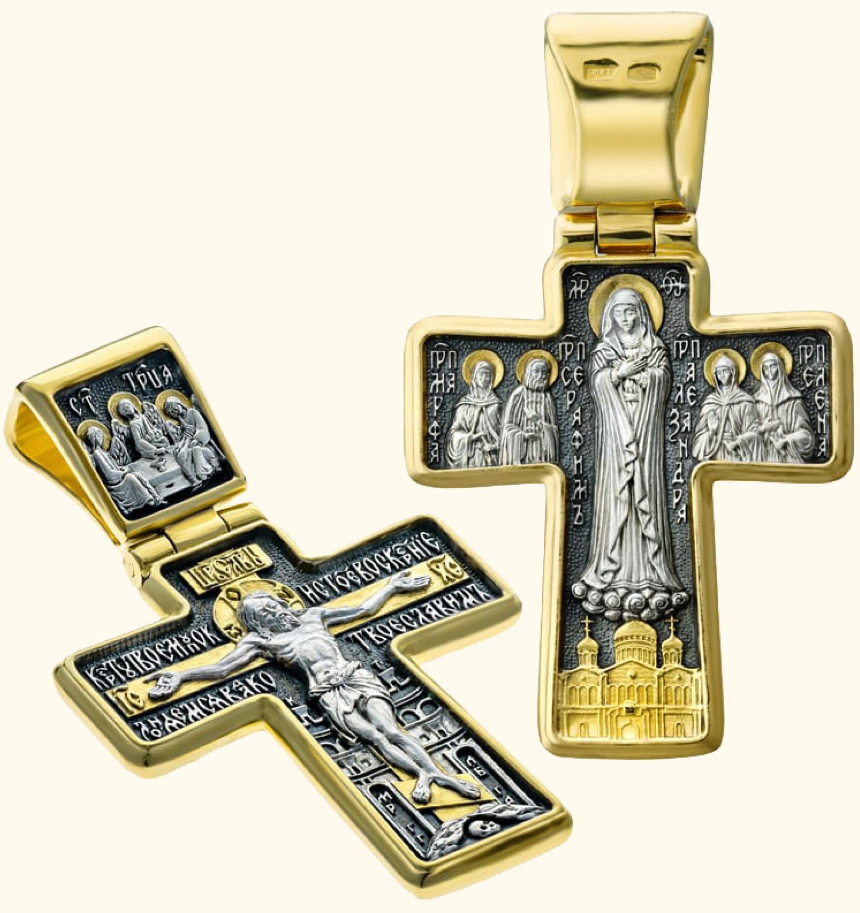 Как выбрать серебряный крестик
